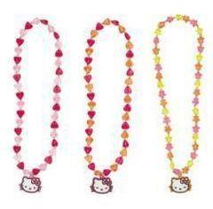 Бижутерия Sanrio Колье-бусы «Hello Kitty» 981567