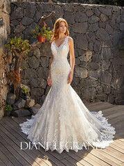 Свадебный салон Diane Legrand Платье свадебное Meryl