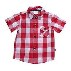 Кофта, майка детская Sweet Berry Рубашка для мальчика SB176121