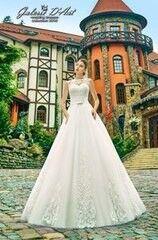 Свадебный салон Galerie d'Art Свадебное платье «Рита» из коллекции BESTSELLERS