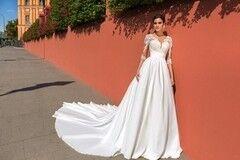 Свадебный салон Crystal Платье свадебное Simona