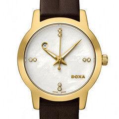 Часы DOXA Наручные часы Grafic Round Lady 357.35.057D.02