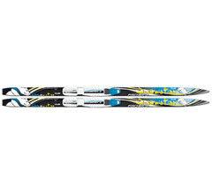Лыжный спорт Fischer Лыжи беговые детские с креплением Snowstar Blue Kids N64512