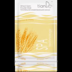 Уход за лицом tianDe Питательная моделирующая маска «Зародыши пшеницы» SPA technology