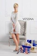 Вечернее платье Vessna Коктейльное платье арт.1213 из коллекции VESSNA Party