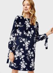 Платье женское O'stin Платье с принтом LR4U15-69