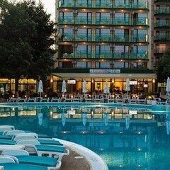 Туристическое агентство Мастер ВГ тур Авиатур в Болгарию, Солнечный берег, отель Slavyanski 3*