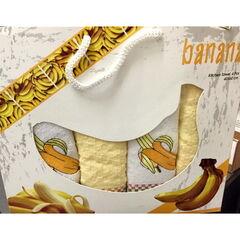 Подарок Karteks Набор полотенец 4 шт 40х60 Банан