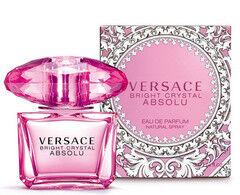 Парфюмерия Versace Туалетная вода Bright Crystal Absolu, 90 мл