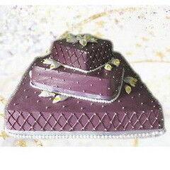 Торт Милано Свадебный торт №4
