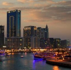 Туристическое агентство TravelHouse Пляжный aвиатур в ОАЭ, Дубай, Rove Dubai Marina 3*