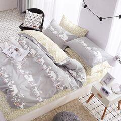 Подарок Tango Сатиновое постельное белье 2 сп TPIG2-237-50