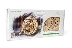 Подарок Ugears Механический 3Д пазл «Моноколесо»