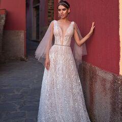 Свадебное платье напрокат Ange Etoiles Свадебное платье Ali Damore  Valentina
