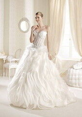 Свадебное платье напрокат La Sposa Платье свадебное Igal