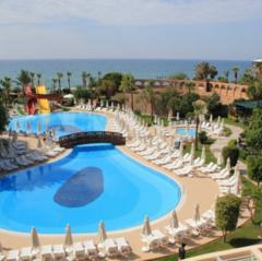 Туристическое агентство TravelHouse Пляжный aвиатур в Турцию, Аланья, Palmeras Beach Hotel 5*