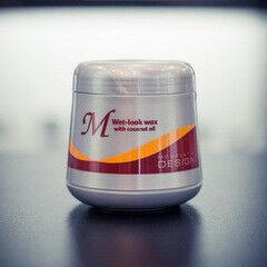 Уход за волосами Mon Platin Воск на основе кокосового масла — для придания влажного вида волосам, 150 мл