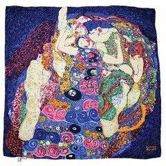 Подарок Schopfer & Shaposhnikoff Платок шелковый «Густав Климт. Мечта»