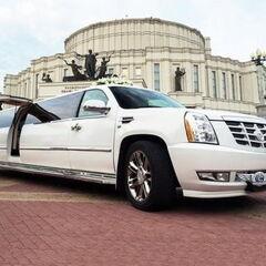 Прокат авто Прокат лимузина Cadillac Escalade Versace