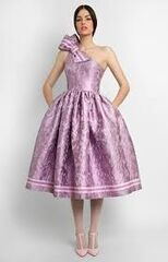 Платье женское Pintel™ Асимметричное платье на одно плечо Myreille
