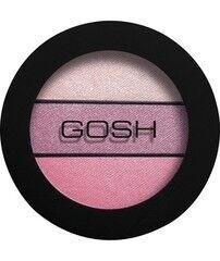 Декоративная косметика GOSH Тени трехцветные Eyelight Trio - 002 Fairytale New