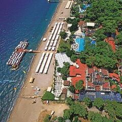 Туристическое агентство Тайм Вояж Пляжный авиатур в Турцию, Кемер, Ulusoy Kemer Holiday Club 5*