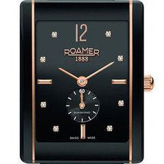 Часы Roamer Наручные часы с бриллиантами 690855 49 59 60