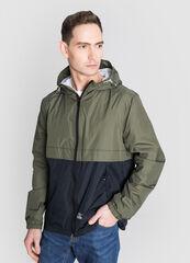 Верхняя одежда мужская O'stin Ветровка с цветовыми блоками MJ6W84-G7