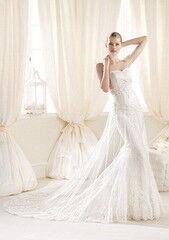 Свадебное платье напрокат La Sposa Платье свадебное Denia
