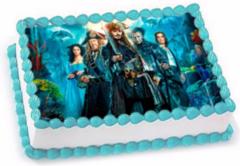 Торт Tortas Торт «Пираты» №1
