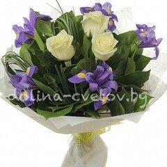 Магазин цветов Долина цветов Букет «Рандеву»