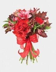 Магазин цветов Florita (Флорита) Букет «Огненная страсть»