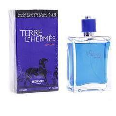 Парфюмерия Hermes Туалетная вода Terre D'Hermes Sport, 100 мл