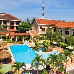 Горящий тур Jimmi Travel Пляжный отдых во Вьетнаме, Hoi An Historic 4*