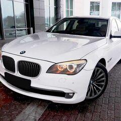 Прокат авто Прокат авто BMW 7 (F01)