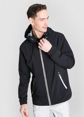 Верхняя одежда мужская O'stin Куртка с капюшоном и контрастной фурнитурой MJ6W74-69