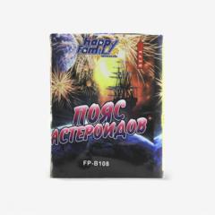 Фейерверк HappyFamily Батарея салютов «Пояс астероидов» FP-B108