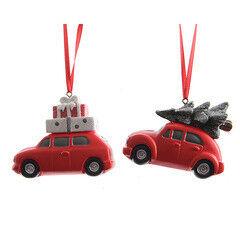 Елка и украшение mb déco Елочная игрушка «Машинка» в ассортименте