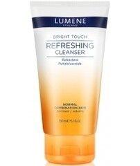 Уход за лицом LUMENE Гель очищающий, придающий коже сияние Bright Touch Refreshing Cleanser