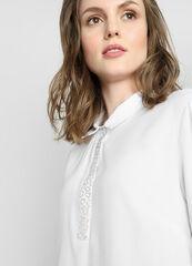 Кофта, блузка, футболка женская O'stin Блузка женская с принтом на планке LS1W11-02