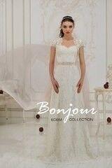 Свадебный салон Bonjour Свадебное платье «Ribecca» из коллекции EDEM 2016