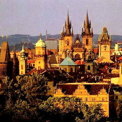 Туристическое агентство Боншанс Экскурсионный автобусный тур «Будапешт – Вена – Прага» для заказных групп