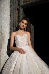 Свадебное платье напрокат Bonjour Платье свадебное «Apollo» из коллекции LA SENSUALITE 2017