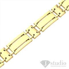 Ювелирный салон jstudio Браслет из желтого золота 0238Б