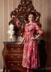 Вечернее платье Le Rina Вечернее платье Milli (короткая)