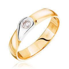 Ювелирный салон Jeweller Karat Кольцо обручальное с бриллиантами арт. 3211551/9