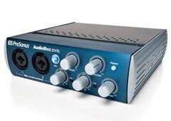 Музыкальный инструмент PreSonus Звуковая карта Audiobox 22VSL