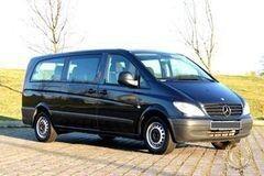 Аренда авто Mercedes-Benz Vito W639 с водителем