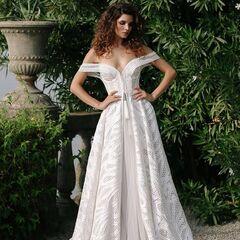 Свадебный салон Rara Avis Платье свадебное Wild Soul Fili