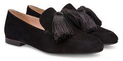 Обувь женская Ekonika Лоферы EN1113-06 black-18Z